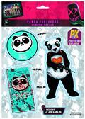 Suicide Squad Pandaman PX Logo Decal (C: 1-1-1)