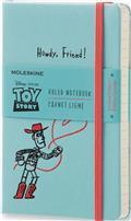Moleskine Toy Story Pocket Notebook Ruled Light Blue (C: 1-1