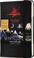 Moleskine Hobbit Limited Edition Notebook Pocket Ruled Black