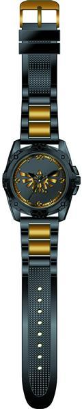 Legend of Zelda Triforce Wrist Watch (C: 1-1-1)