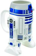 Star Wars Classic R2d2 Ceramic Sculpted Mug (C: 1-1-0)