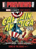 Marvel Previews Vol 04 #4 November 2017 Extras (Net) *Special Discount*