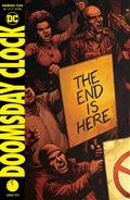 Doomsday Clock #1 (of 12) *Special Discount*