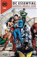 DC Essentials Graphic Novels 2018 * Limit 1 Per Customer