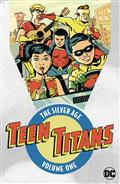 Teen Titans The Silver Age TP Vol 01 *Special Discount*