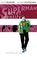Superman Secret Identity Dlx Ed HC *Special Discount*