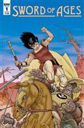 Sword of Ages #1 Cvr B Rodriguez *Special Discount*