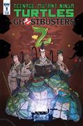TMNT Ghostbusters II #1 Cvr A Schoening *Special Discount*