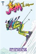 Jem & The Holograms Dimensions #1 20 Copy Incv (Net)