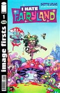Image Firsts I Hate Fairyland #1 (MR)