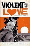 Violent Love #10 Cvr A Santos (MR)