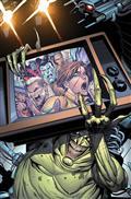 X-Men Gold #15 Leg