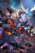 X-Men Gold #16 Leg