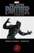 Black Panther Prelude #2 (of 2)