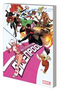 Unbelievable Gwenpool TP Vol 04 Beyond Fourth Wall *Special Discount*