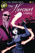 Harcourt Legacy #1 (of 3) Cvr A Burcham *Special Discount*