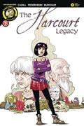 Harcourt Legacy #1 (of 3) Cvr B Cahill *Special Discount*