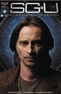 Stargate Universe Back To Destiny #1 Photo Cvr