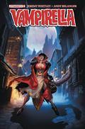 Vampirella #9 Cvr A Tan