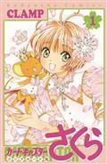 Cardcaptor Sakura Clear Card GN Vol 01 (C: 1-1-0) *Special Discount*