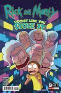 Rick & Morty Pocket Like You Stole It #5 (of 5) (C: 1-0-0)