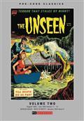 Pre Code Classics Unseen HC Vol 02 (C: 0-1-1)