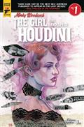 Minky Woodcock Girl Who Handcuffed Houdini #1 Cvr A Mack *Special Discount*