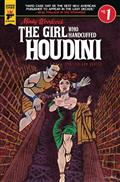 Minky Woodcock Girl Who Handcuffed Houdini #1 Cvr C Von Buhl