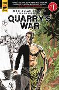 Quarrys War #1 Cvr C Drummond