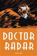 Dr Radar #1 Cvr B Bezian