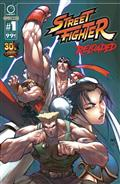 Street Fighter Reloaded #1 (of 6) *Special Discount*
