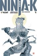 Ninja-K #1 Cvr D 50 Copy Incv Icon Var Mack
