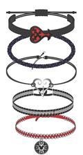 Kingdom Hearts Arm Party Bracelet Set (C: 1-0-2)