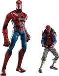 3A-X-MARVEL-PETER-PARKER-SPIDER-MAN-16-FIG-RETAIL-EDITION-(