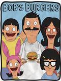 Bobs Burgers Fleece Blanket (C: 1-1-2)