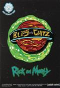 Rick And Morty Blips And Chitz Lapel Pin (C: 1-0-2)
