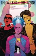 Wicked & Divine Funnies #1 Cvr A Mckelvie & Wilson (One-Shot