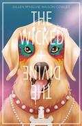 Wicked & Divine Funnies #1 Cvr B Saltel (One-Shot) (MR)
