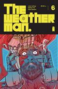Weatherman #6 Cvr A Fox (MR)