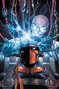 Deathstroke #37 (Arkham)