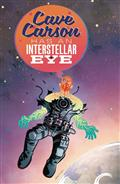 Cave Carson Has An Interstellar Eye TP (MR)