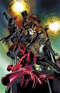Marvel Knights 20Th #1 (of 6) Deodato Teaser Var
