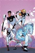 Fantastic Four #4 Fantastix Var