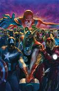 Avengers #10 Ross Var *Limited Quantities Available*