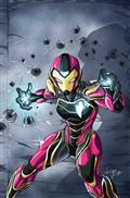 Ironheart #1 Vecchio Var