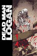 Dead Man Logan #1 (of 12)