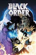 Black Order #1 (of 5)