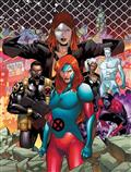 Typhoid Fever X-Men #1