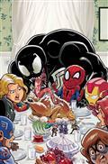 Marvel Super Hero Adventures Captain Marvel #1 Mealtime Mayh