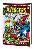 Avengers Omnibus HC Vol 04 Neal Adams Dm Var